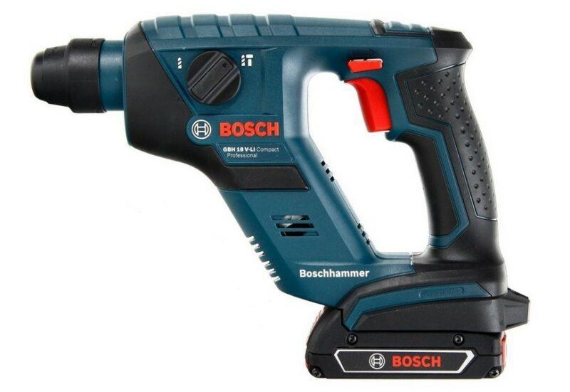 BOSCH GBH 18 V-LI Compact 0