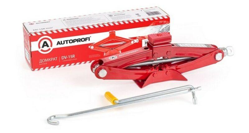 AUTOPROFI DV-15R (1.5 т)