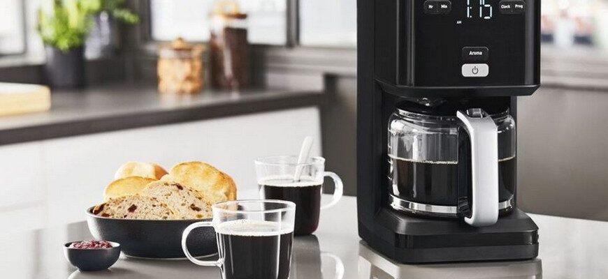 лучшая кофеварка
