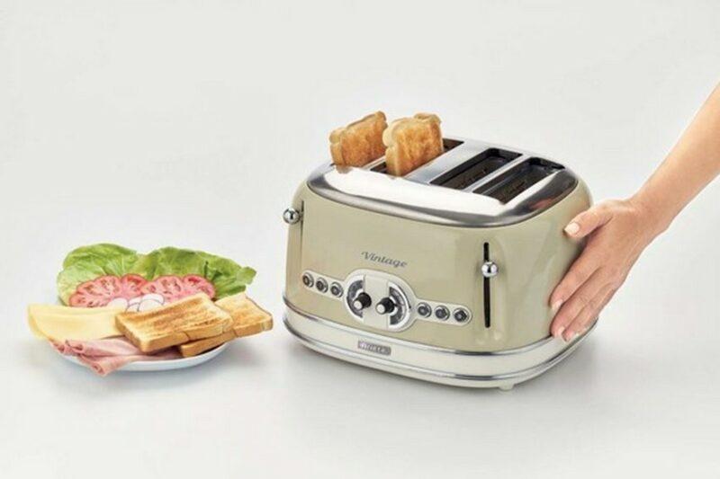 Характеристики тостера