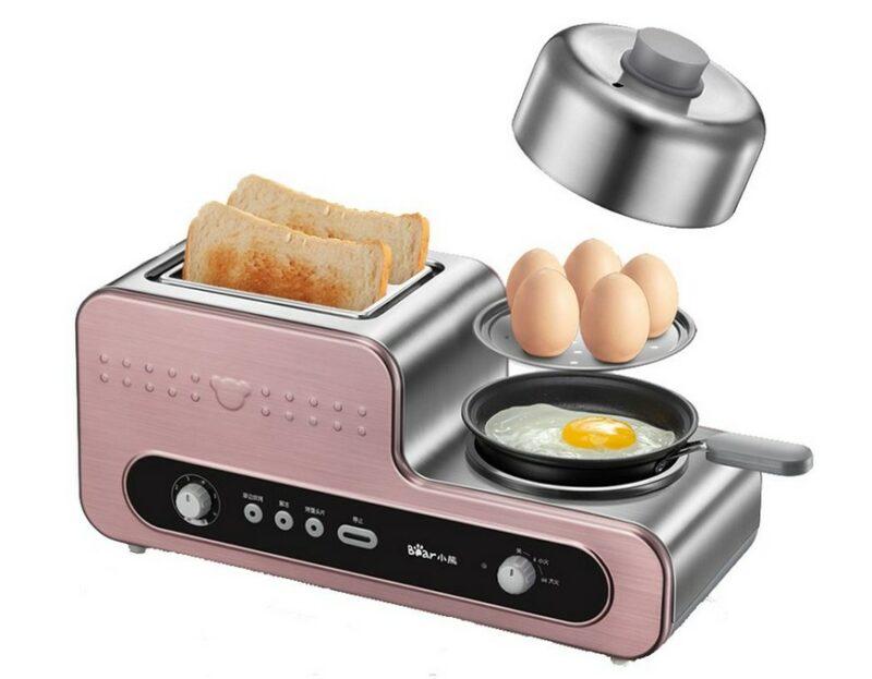 Тостер со сковородкой