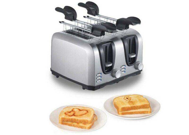 Комплектация тостеров