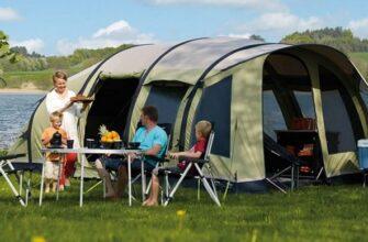 лучшие туристические палатки