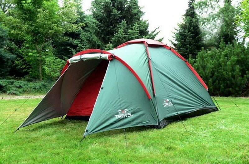 Прочность палатки