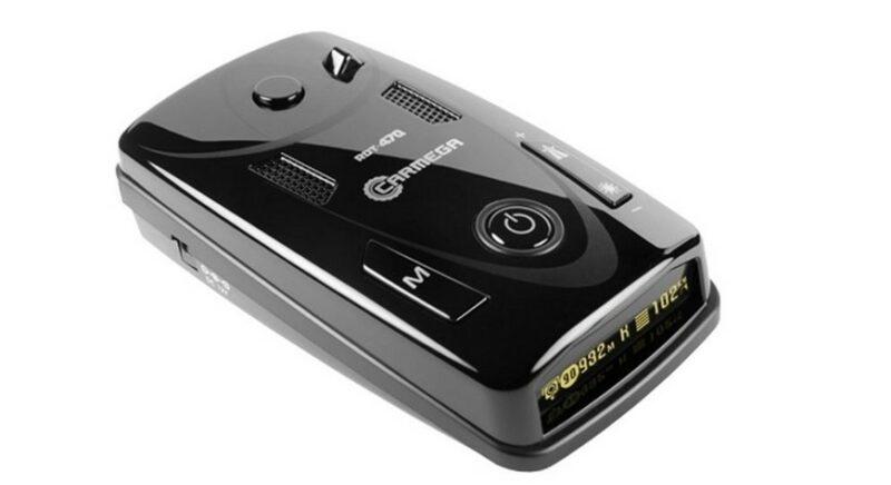 Carmega RDT-470 GPS