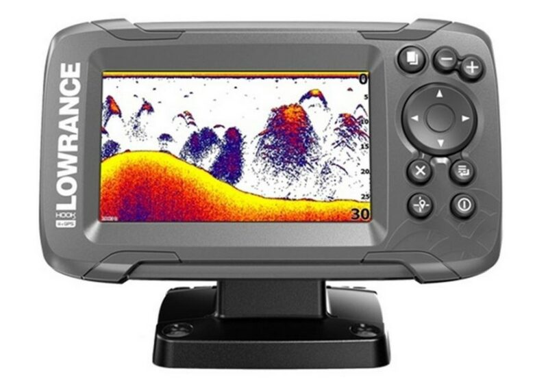 Lowrance HOOK2 4x GPS Bullet (000-14014-001, 000-14015-001)