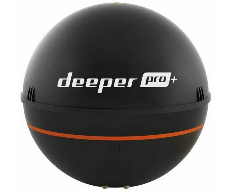 Deeper Smart Sonar PRO+ (Wi-fi + GPS)