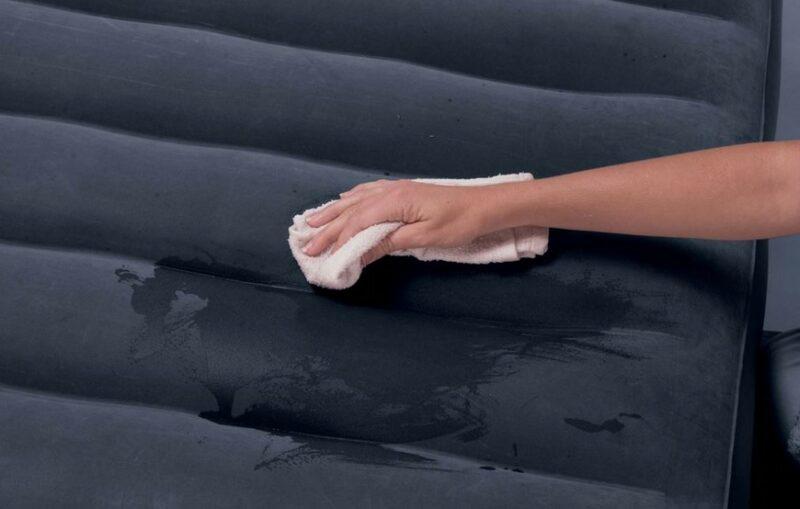 Как ухаживать за надувным матрасом