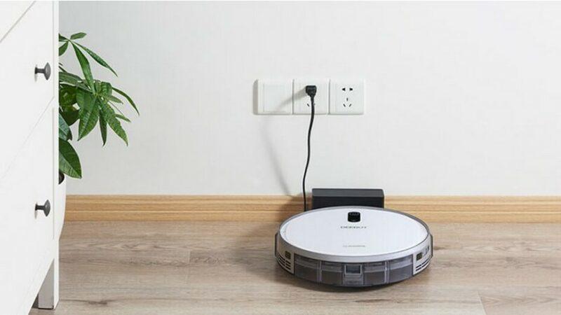 Принцип работы бытового робота-пылесоса