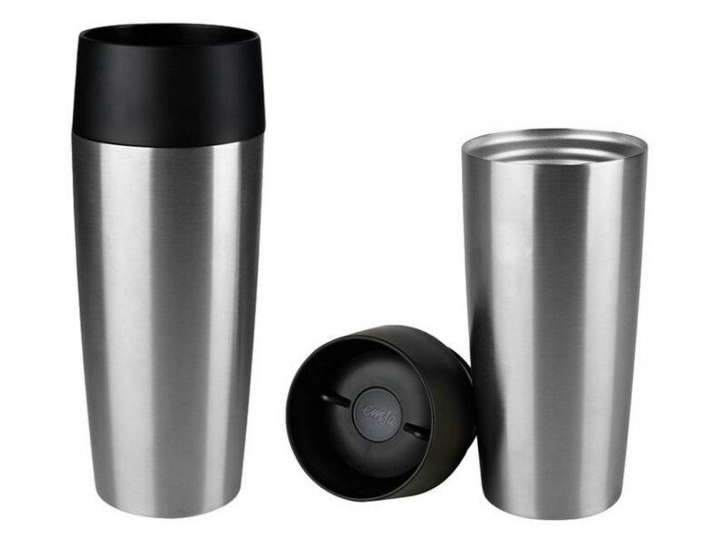 EMSA Travel Mug Stainless Steel, 0.36 л