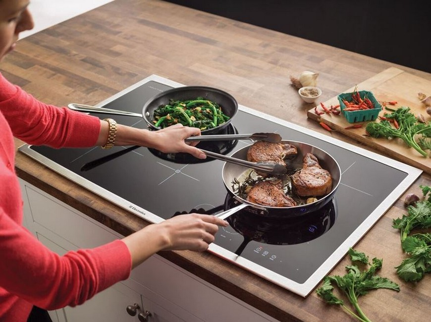 Дизайн индукционной плиты