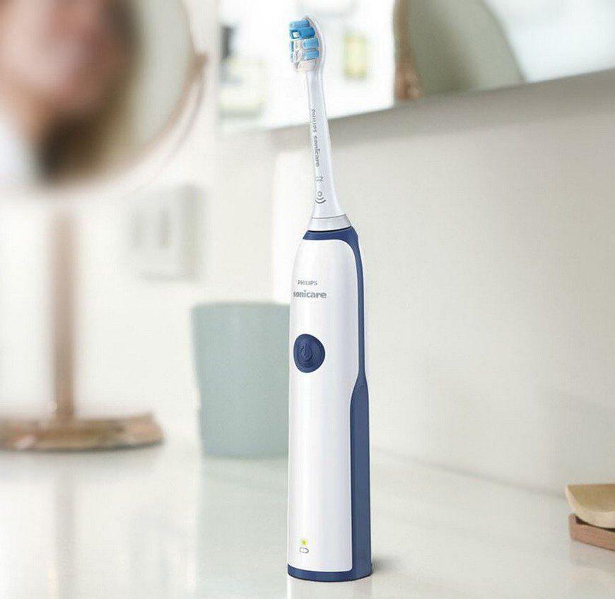 Достоинства и недостатки электрических зубных щеток