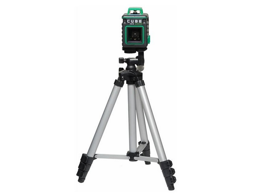 ADA instruments CUBE 360 Green Ultimate Edition (А00470) со штативом