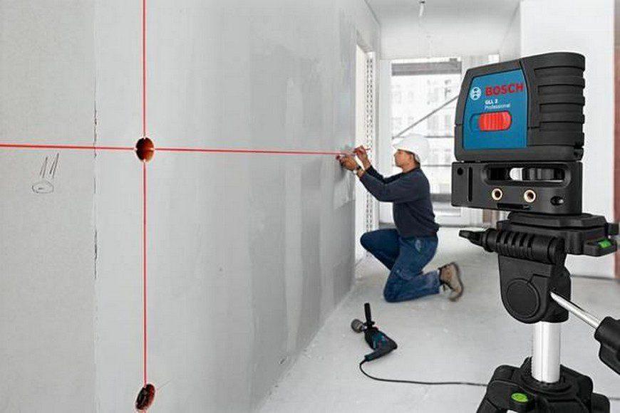 Как выбрать лазерный уровень