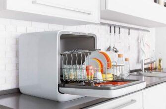 лучшая настольная посудомоечная машина