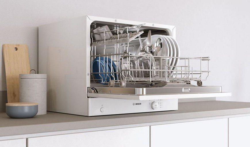 Виды посудомоечных машин