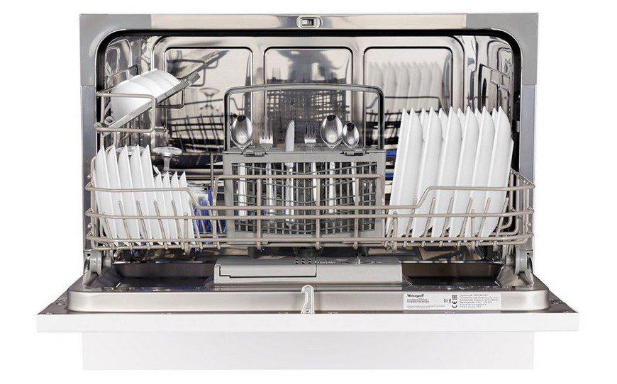 посудомойка на 8 комплектов