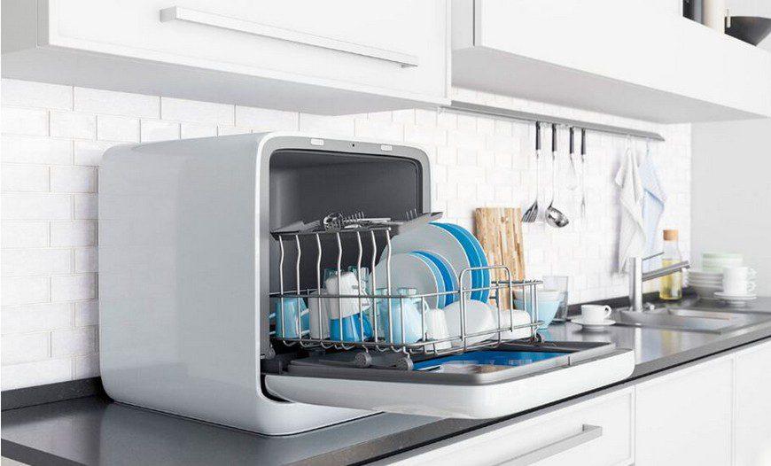 размеры мини-посудомоек