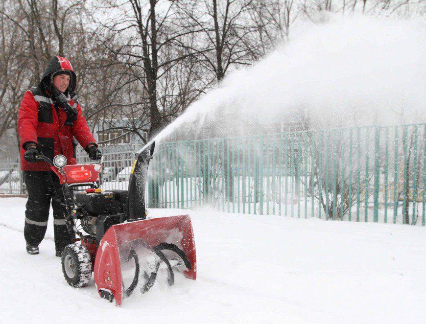 производители снегоуборочной техники