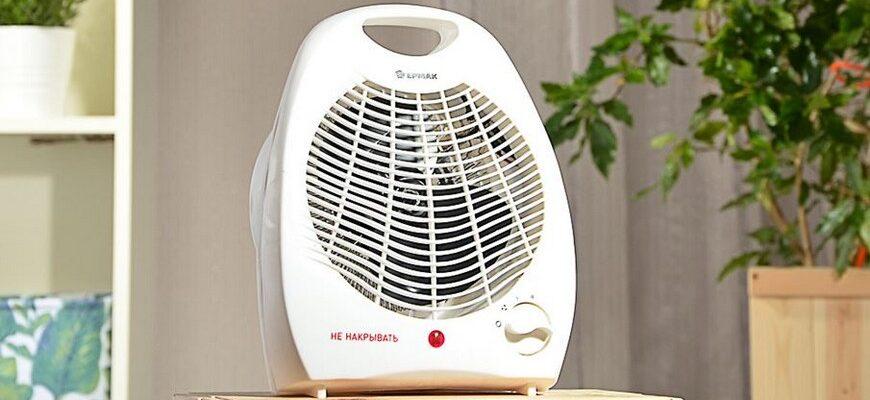 лучший тепловентилятор