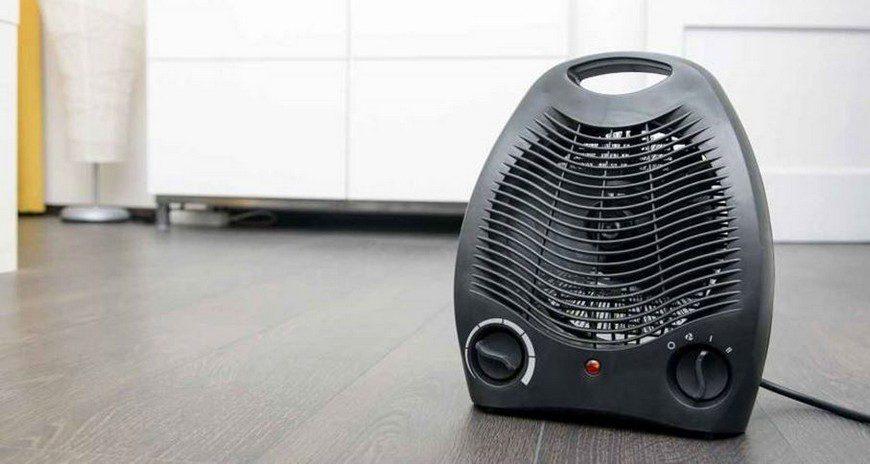 мощность тепловентилятора