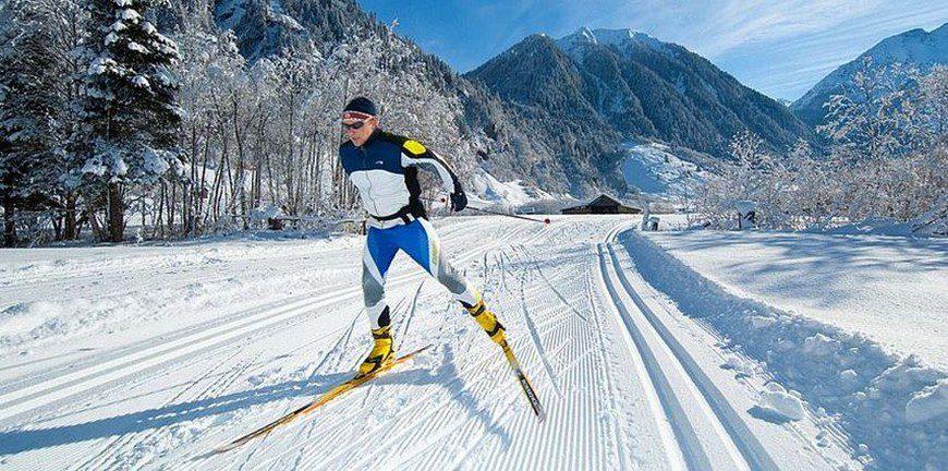 Как выбрать беговые лыжи