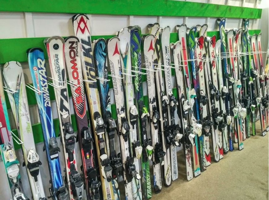 Где купить беговые лыжи