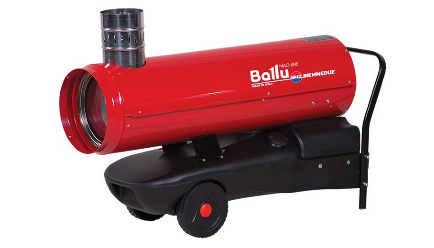 Ballu EC 22 (23.4 кВт)