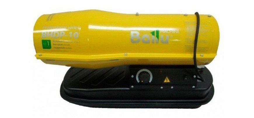 Ballu BHDP-10 (10 кВт)
