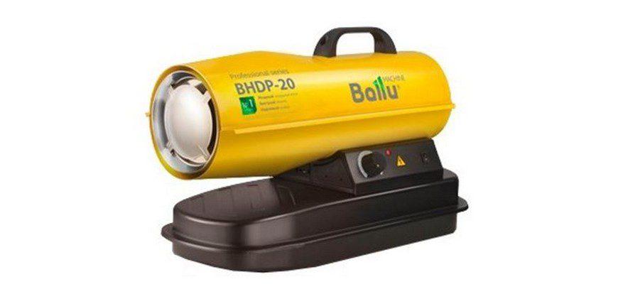 Ballu BHDP-20 (20 кВт)