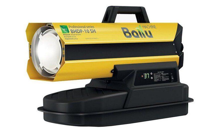Ballu BHDP-10 SH (10 кВт)