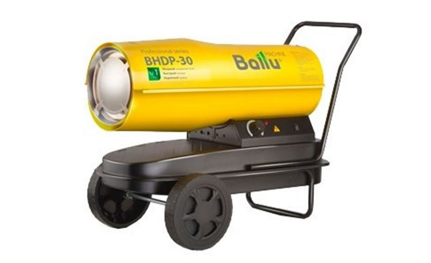 Ballu BHDP-30 (30 кВт)