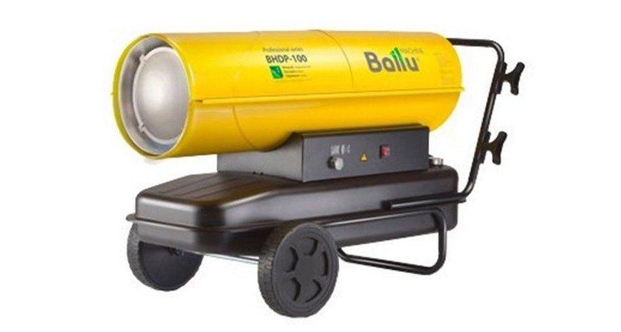 Ballu BHDP-100 (100 кВт)