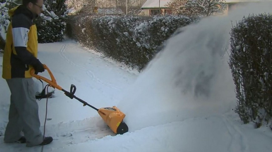 производители снегоуборщиков
