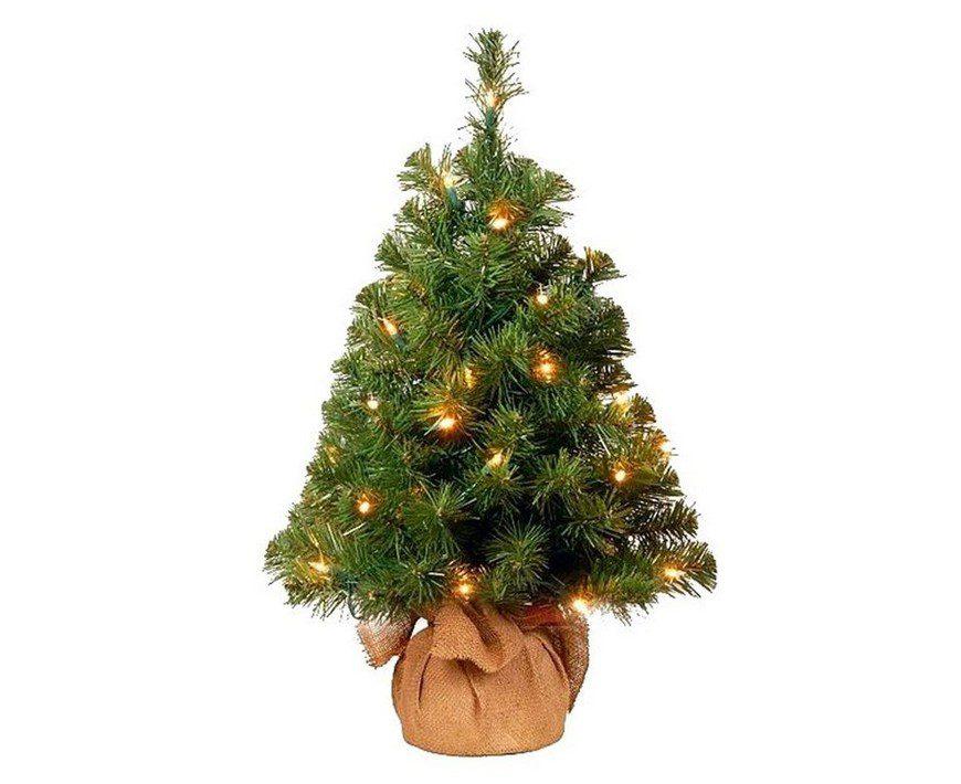 National Tree Company New Noble Spruce Tree, 91 см