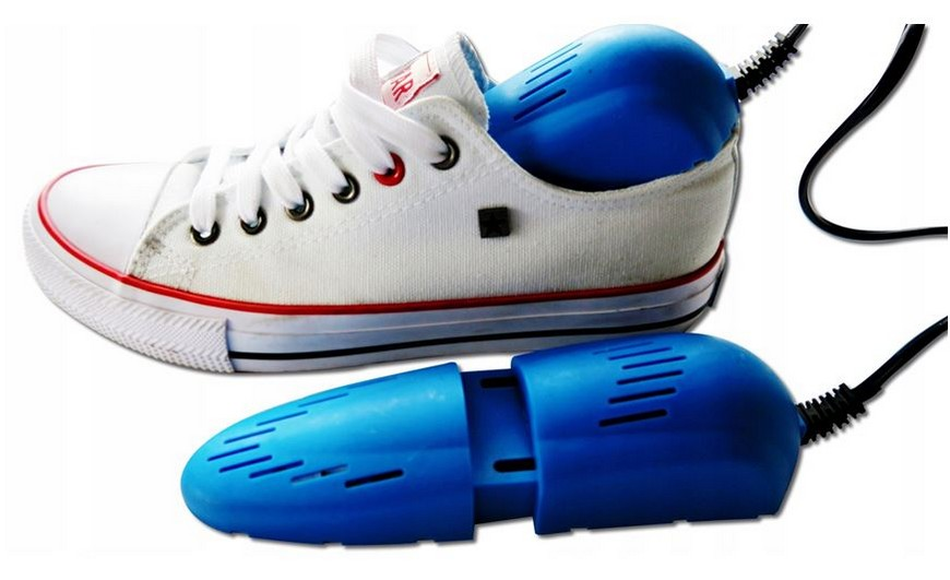 Как выбрать хорошую электросушилку для обуви