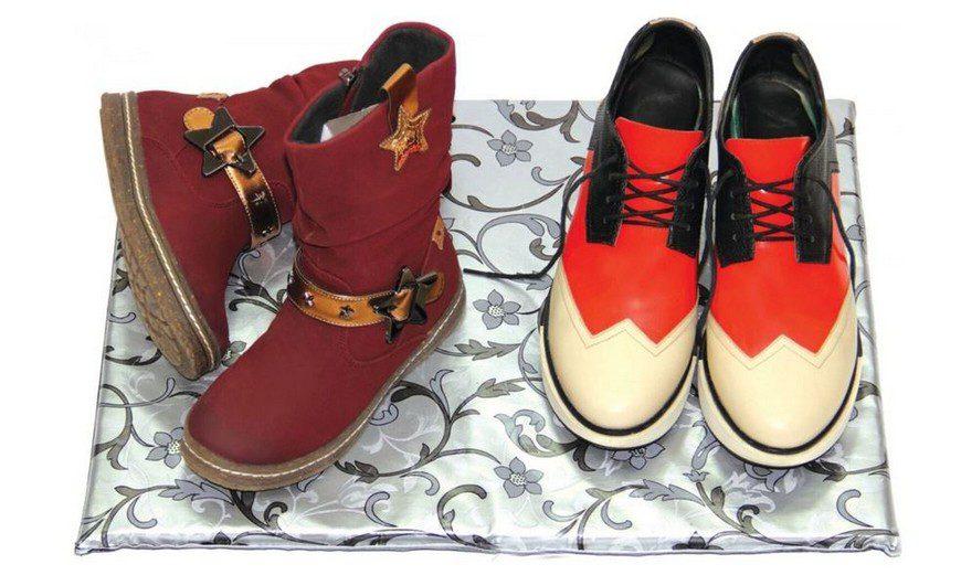 Сушилка-коврик для обуви «ТеплоМакс»