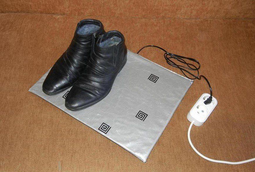 Коврики для сушки обуви