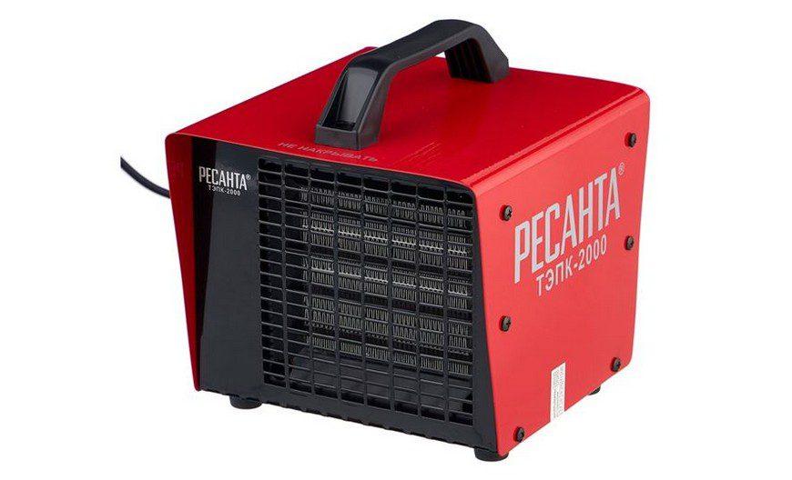 РЕСАНТА ТЭПК-2000 без горелки (2 кВт)