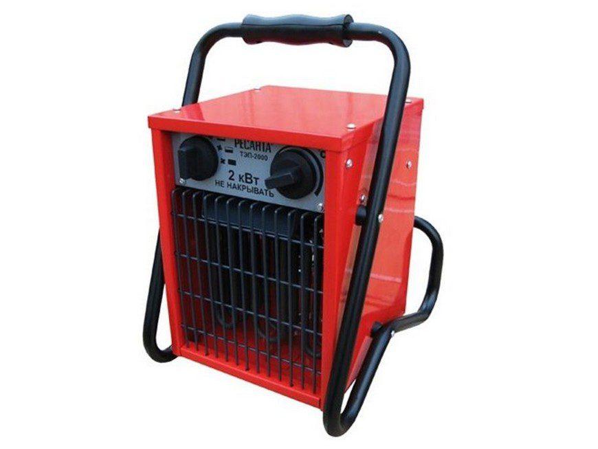 РЕСАНТА ТЭП-2000 без горелки (2 кВт)