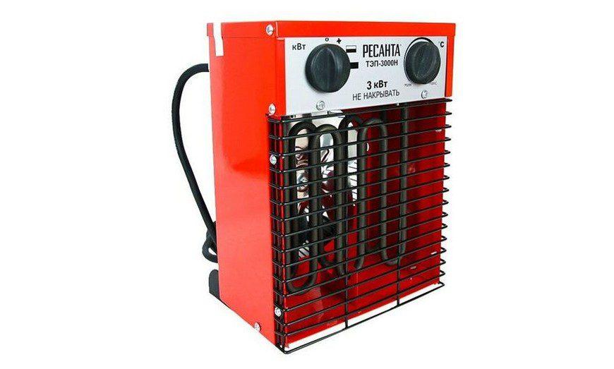 РЕСАНТА ТЭП-3000Н без горелки (3 кВт)