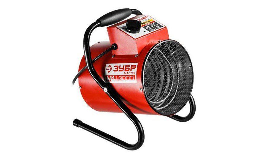 ЗУБР ЗТП-М1-3000 без горелки (3 кВт)