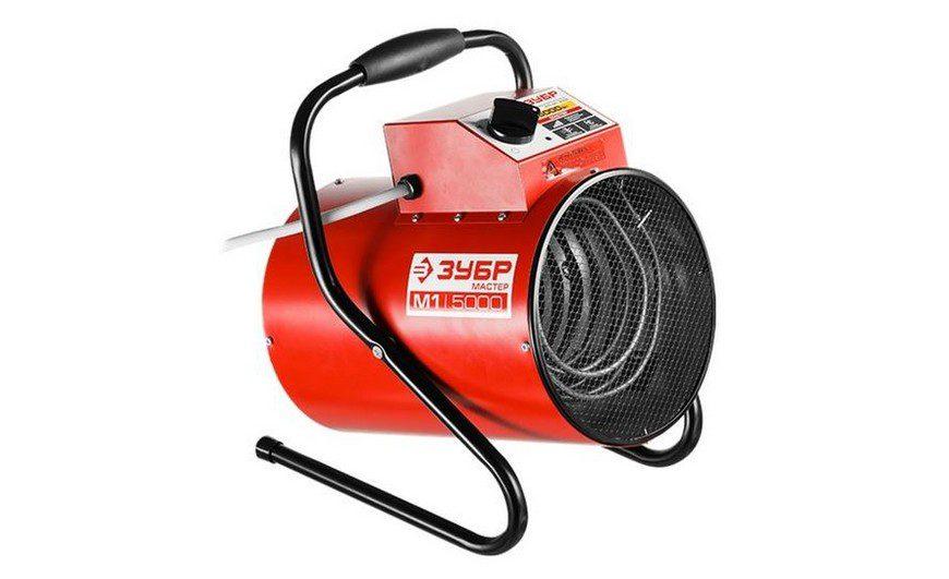 ЗУБР ЗТП-М1-5000 без горелки (5 кВт)