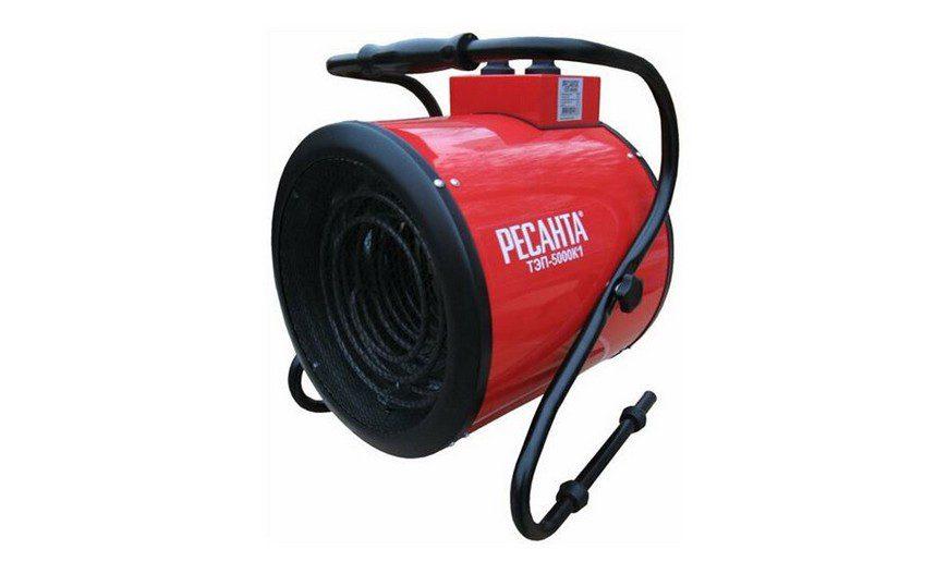 РЕСАНТА ТЭП-5000К1 без горелки (5 кВт)