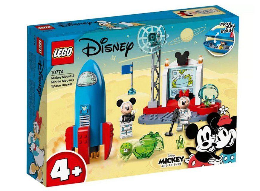 LEGO Disney 10774 Космическая ракета Микки и Минни