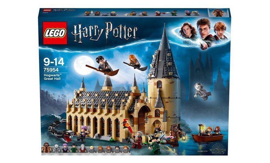 LEGO Harry Potter 75954 Большой зал Хогвартса