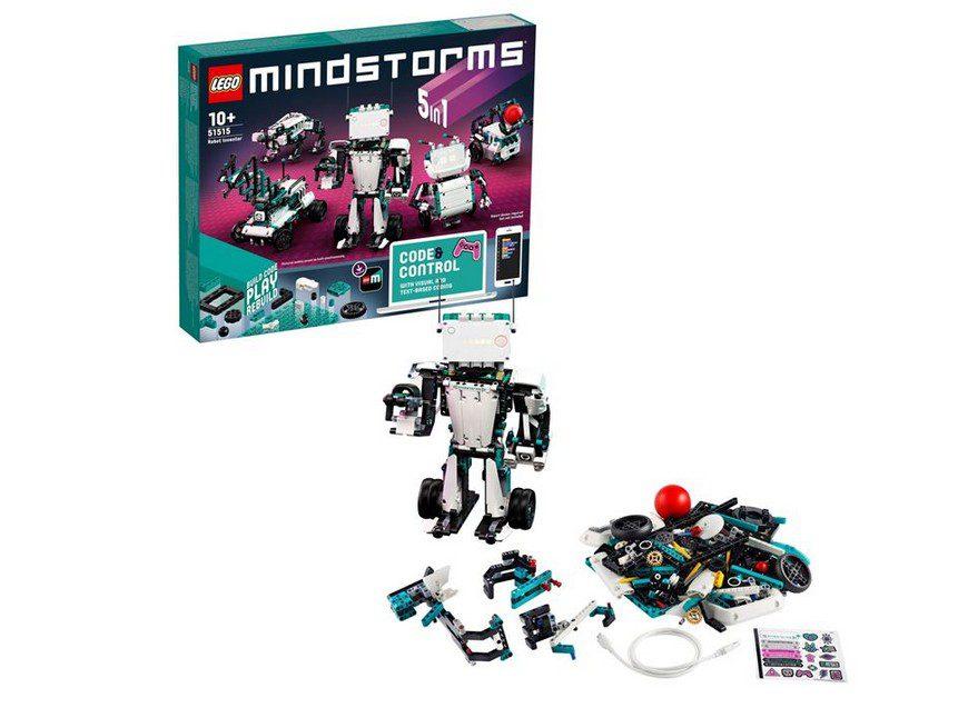 LEGO Mindstorms 51515 Робот-изобретатель/радиоуправляемая игрушка/ev3