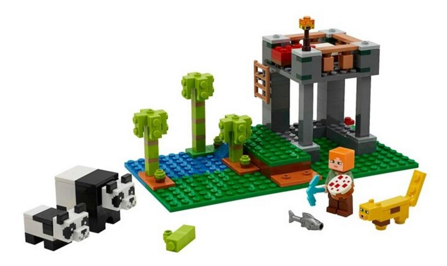 детали набора Лего