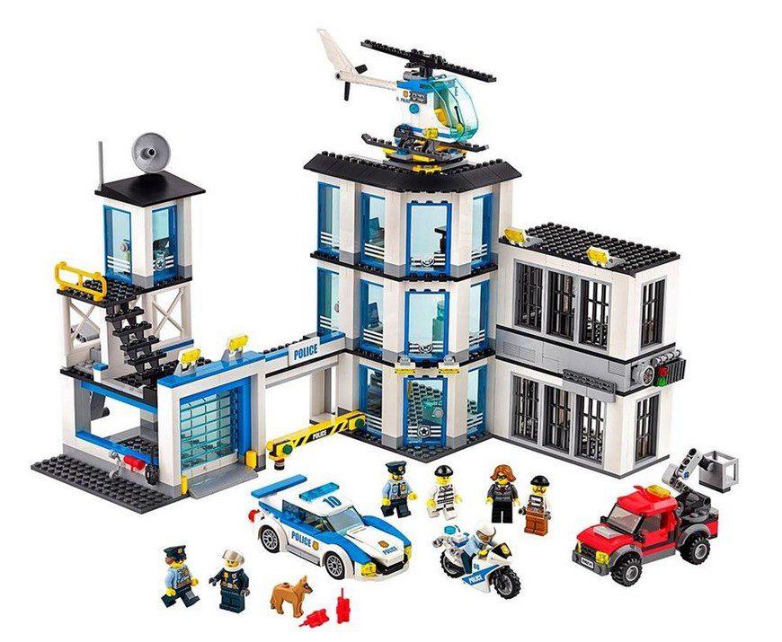 коллекция LEGO City