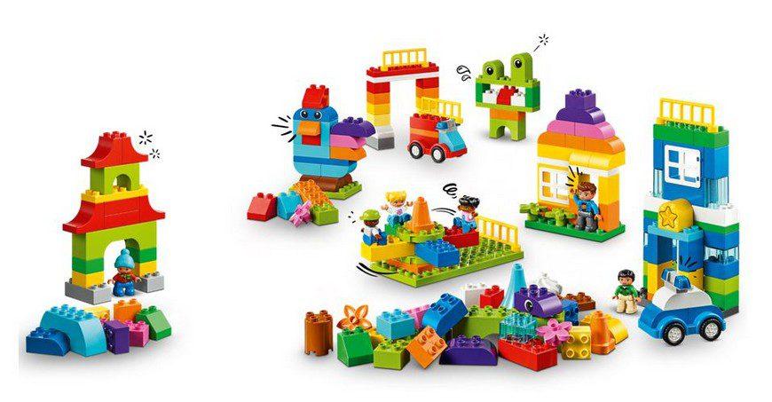 интересные серии Лего